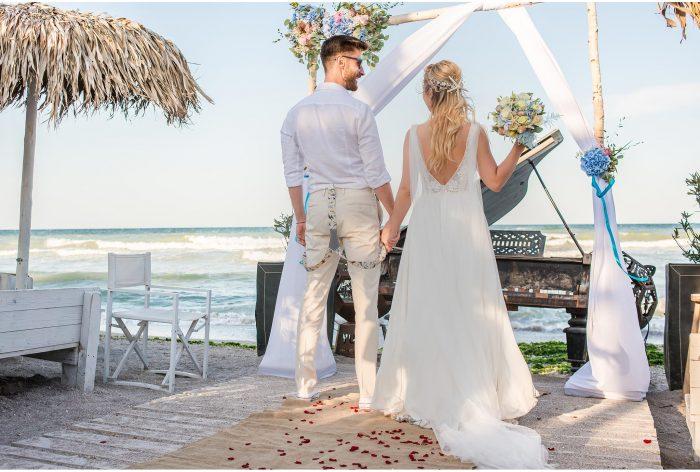 nuntă la mare