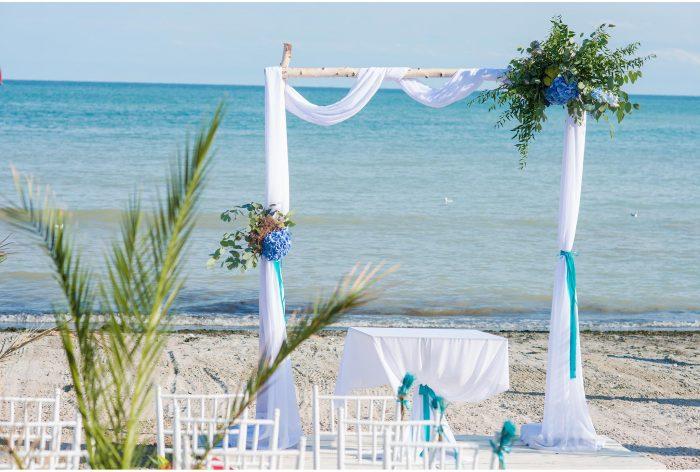 ceremonie civila pe plaja