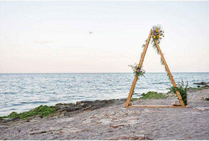 arcada nunta la mare