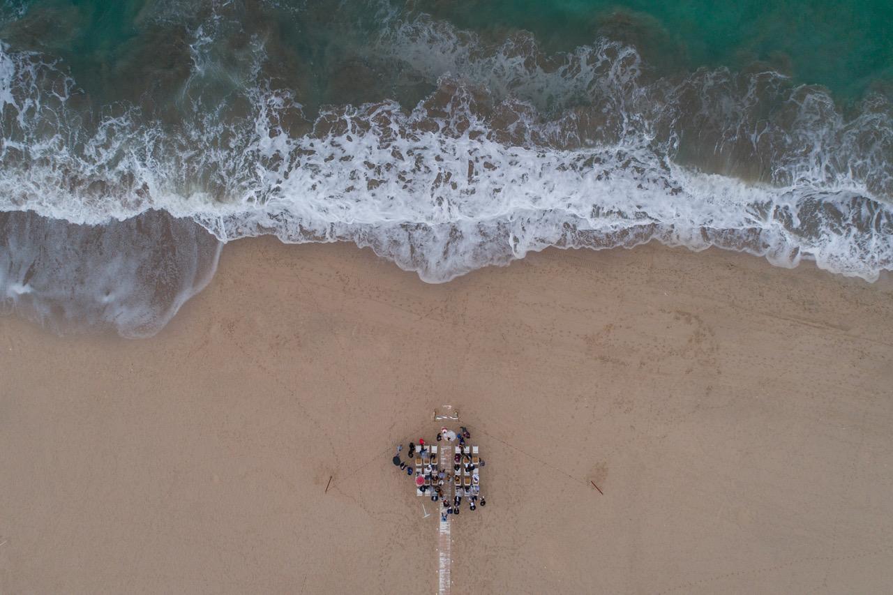 ceremonie umanista nunta pe plaja