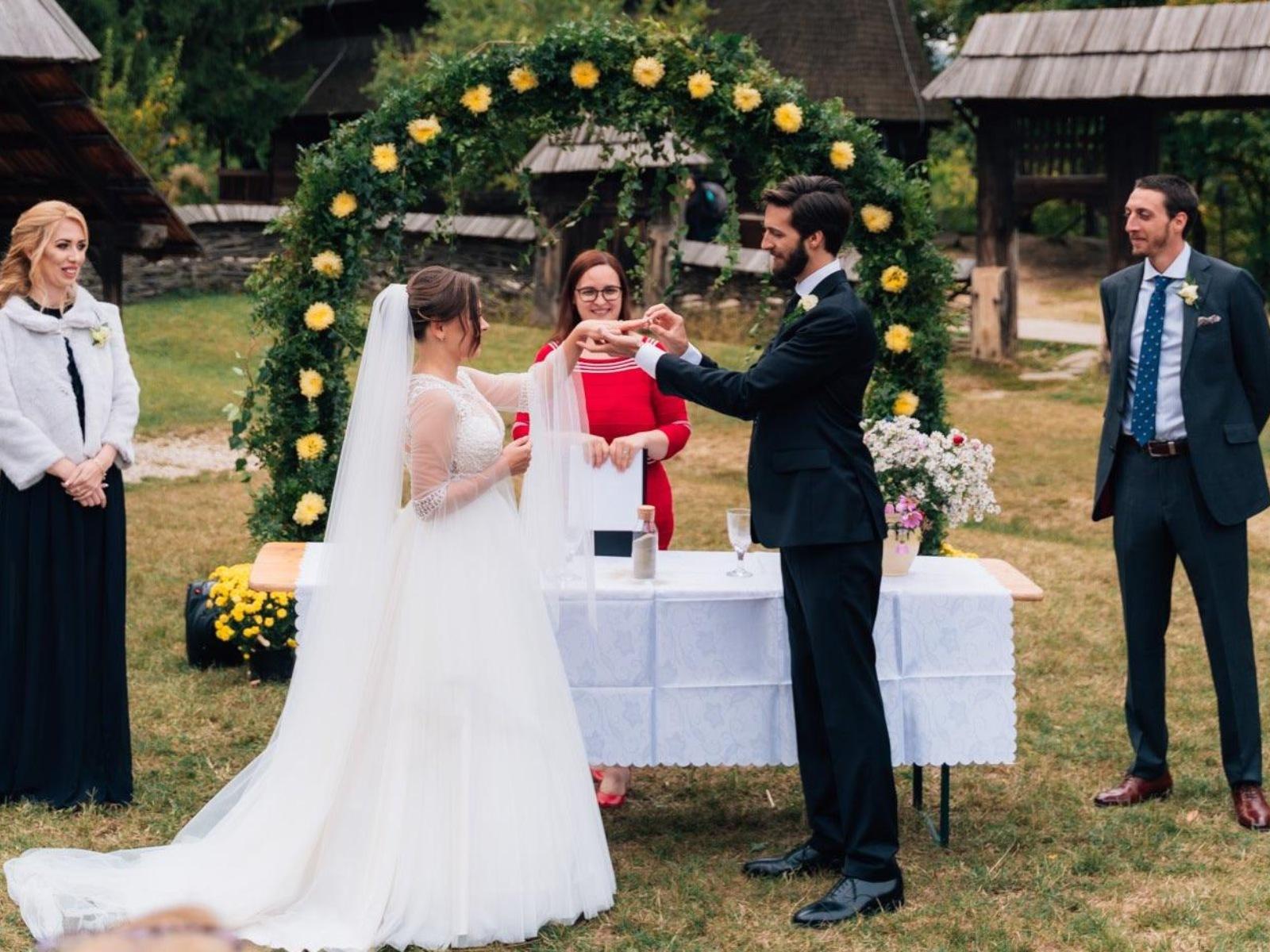 ceremonie umanista sibiu
