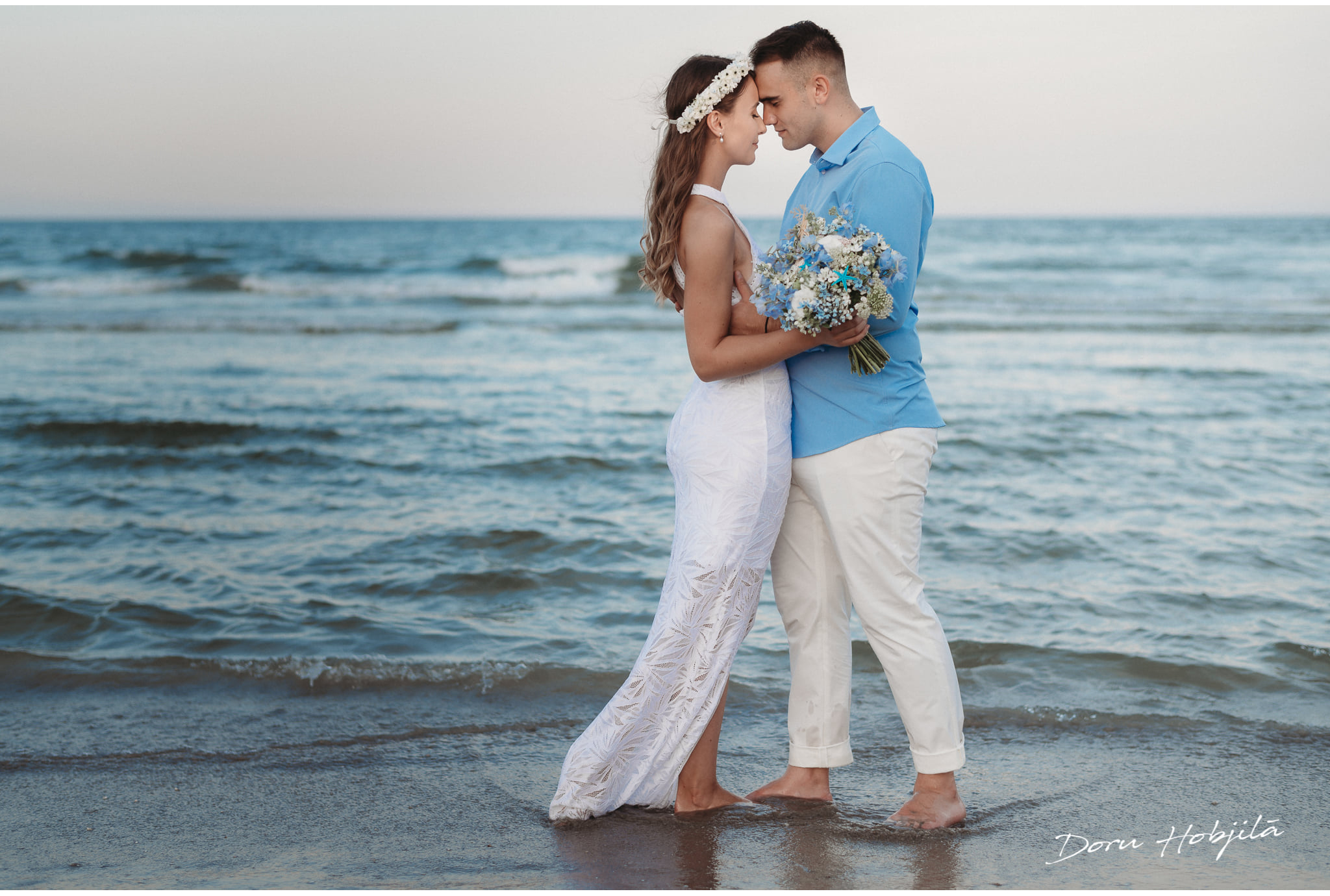 fotograf nunta la mare in romania